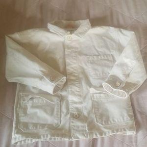 3/4t  100%cotton jacket